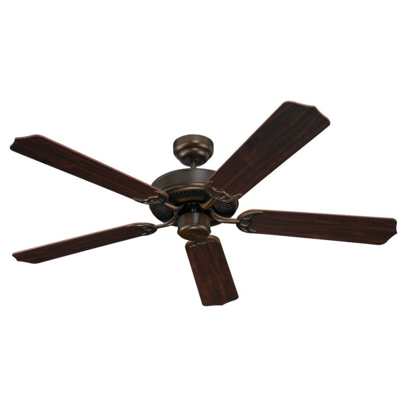 "Sea Gull Lighting Quality Max Five Blade 52"" Energy Star Ceiling Fan"