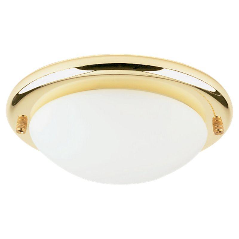 Sea Gull Lighting 16148BL Fluorescent One Light Ceiling Fan Light Kit Sale $31.00 ITEM: bci1209741 ID#:16148BL-02 UPC: 785652148002 :