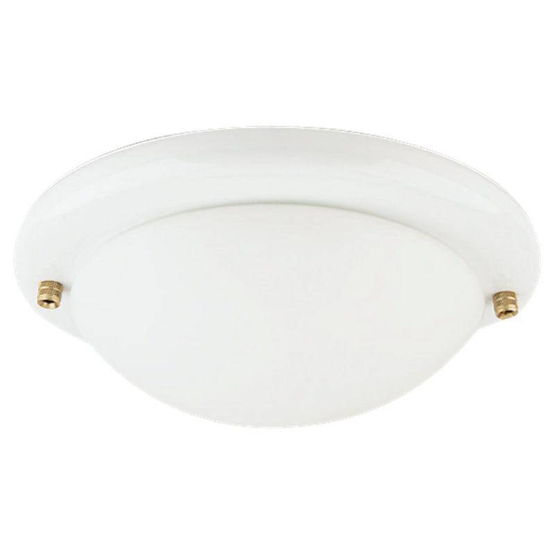 Sea Gull Lighting 16148BL Fluorescent One Light Ceiling Fan Light Kit Sale $81.00 ITEM: bci1209743 ID#:16148BL-15 UPC: 785652148026 :