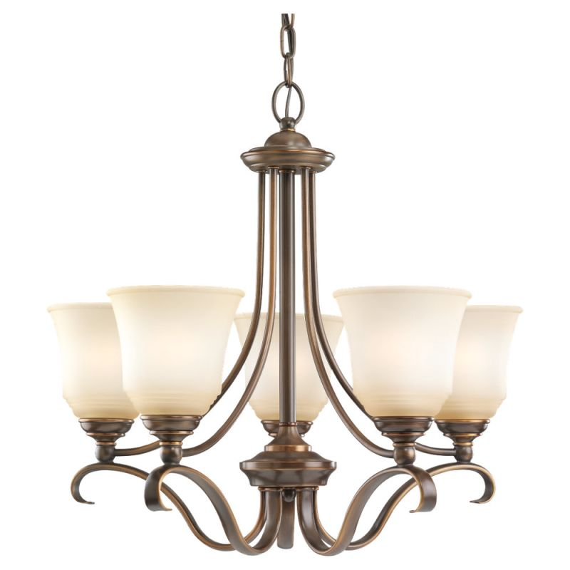 Sea Gull Lighting 31380 Five Light Chandelier from the Parkview Sale $412.00 ITEM: bci529688 ID#:31380-829 UPC: 785652313806 :