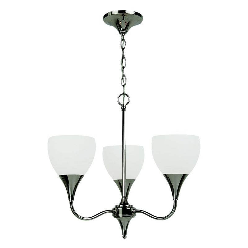 Sea Gull Lighting 31951 Three Light Chandelier from the Solana