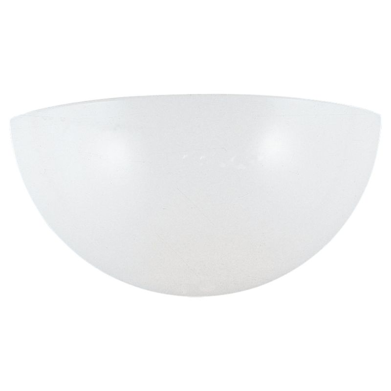Sea Gull Lighting 4138 Decorative Wall Sconce 1 Light Wall Washer