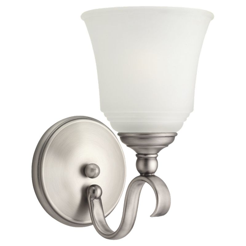 Sea Gull Lighting 41380 Parkview 1 Light Reversible Wall Sconce