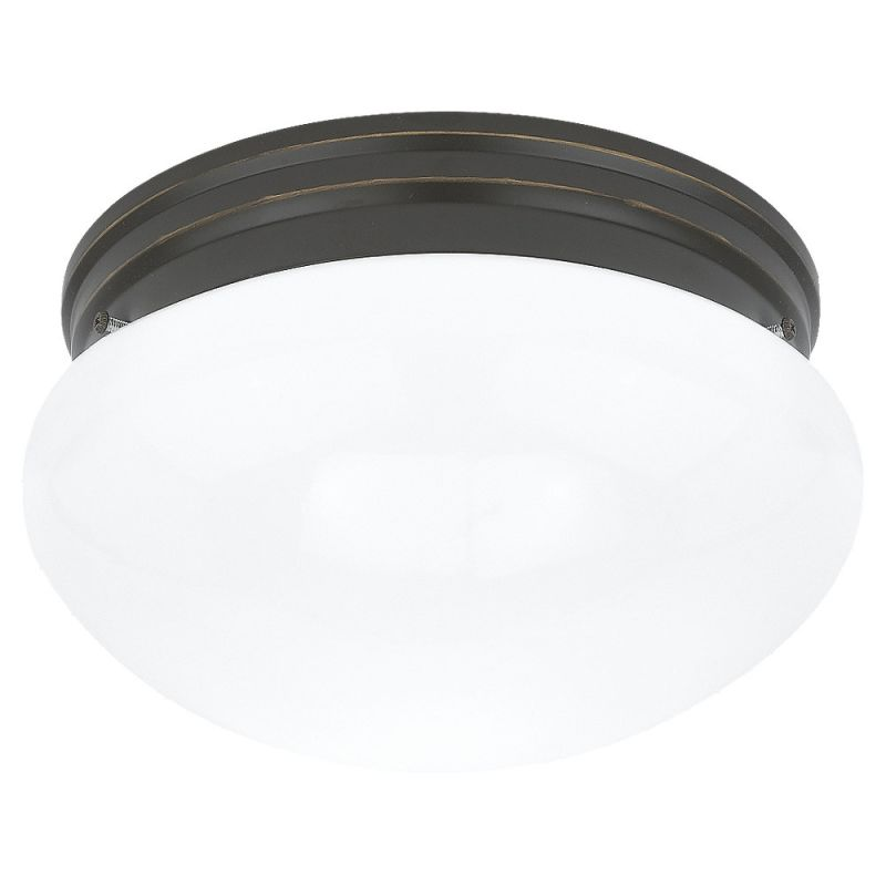Sea Gull Lighting 5328 Webster 2 Light Flush Mount Ceiling Fixture Sale $30.50 ITEM: bci86979 ID#:5328-782 UPC: 785652532870 :