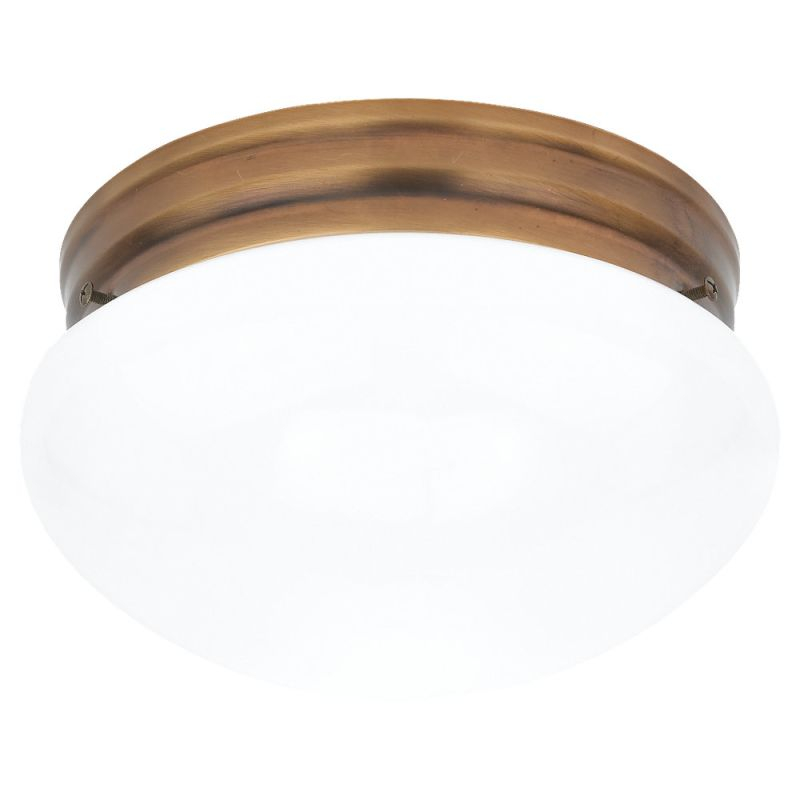 Sea Gull Lighting 5328 Webster 2 Light Flush Mount Ceiling Fixture Sale $18.00 ITEM: bci530058 ID#:5328-829 UPC: 785652532849 :