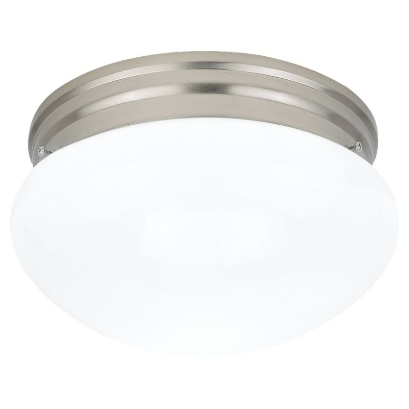 Sea Gull Lighting 5328 Webster 2 Light Flush Mount Ceiling Fixture Sale $34.40 ITEM: bci86975 ID#:5328-962 UPC: 785652532894 :