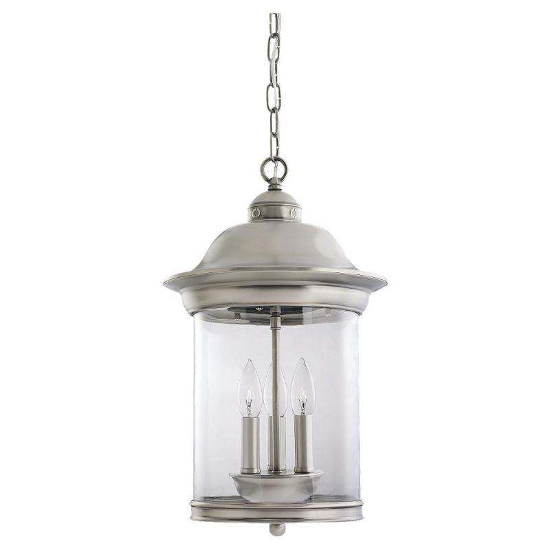 Sea Gull Lighting 60081 Hermitage 3 Light Outdoor Lantern Pendant Sale $242.10 ITEM: bci518896 ID#:60081-965 UPC: 785652600845 :