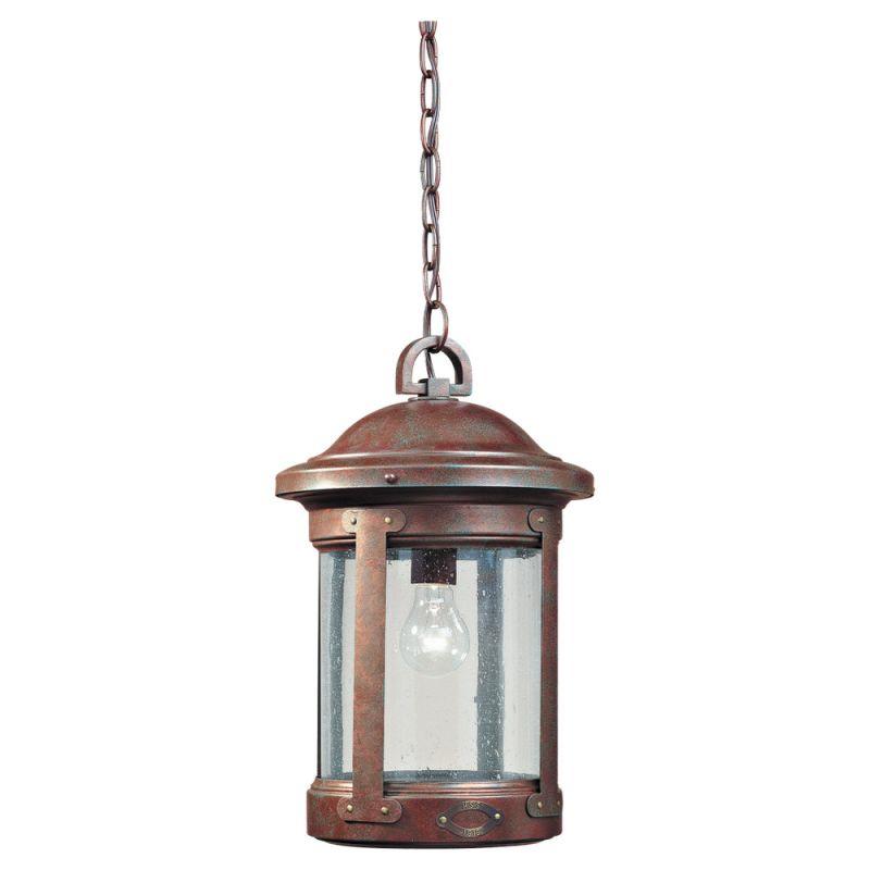 Sea Gull Lighting 6041 H.S.S. 1 Light Outdoor Full Sized Pendant