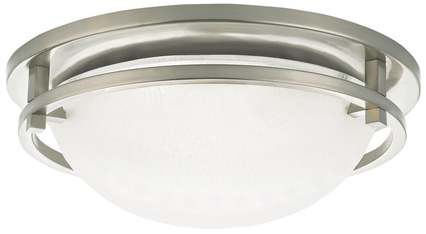 Sea Gull Lighting 75115 Eternity 3 Light Flush Mount Ceiling Fixture Sale $258.30 ITEM: bci393491 ID#:75115-962 UPC: 785652751158 :