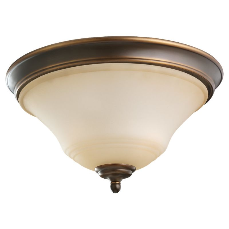 Sea Gull Lighting 75381 Parkview 2 Light Flush Mount Ceiling Fixture Sale $161.50 ITEM: bci530243 ID#:75381-829 UPC: 785652753817 :