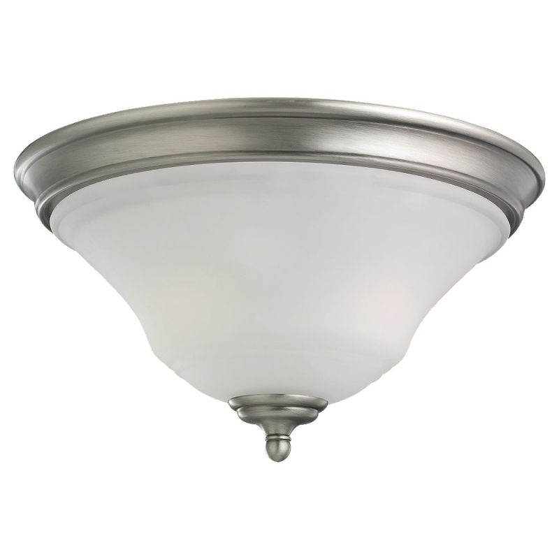 Sea Gull Lighting 75381 Parkview 2 Light Flush Mount Ceiling Fixture Sale $161.50 ITEM: bci530242 ID#:75381-965 UPC: 785652738166 :