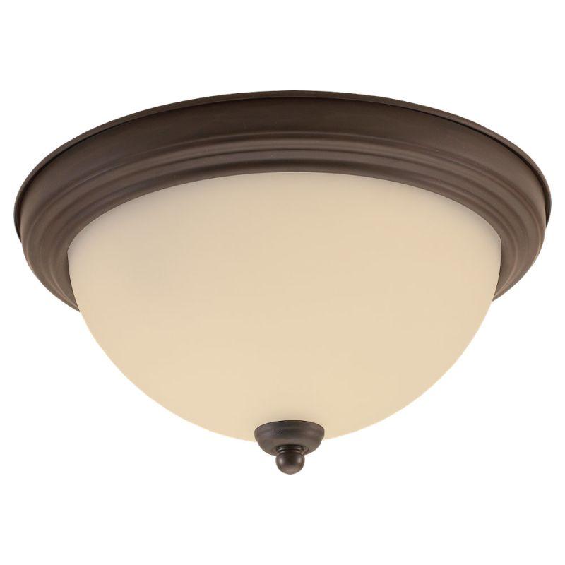 Sea Gull Lighting 77065 Ceiling Flush Mount 3 Light Flush Mount Sale $34.00 ITEM: bci393466 ID#:77065-814 UPC: 785652706585 :