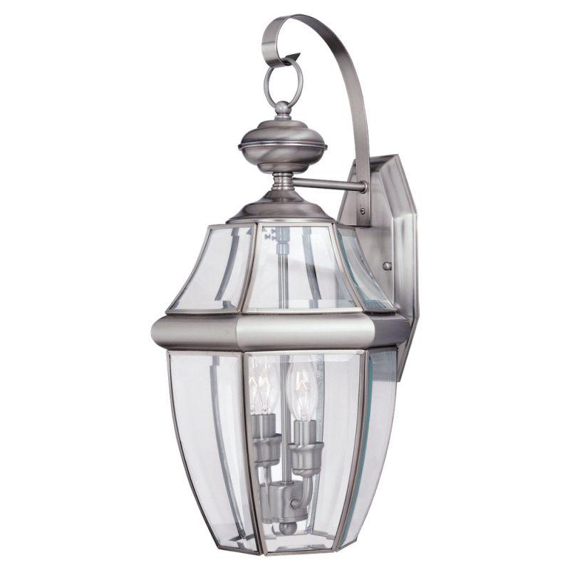 Sea Gull Lighting 8039 Lancaster 2 Light Outdoor Lantern Wall Sconce Sale $181.20 ITEM: bci277397 ID#:8039-965 UPC: 785652803956 :