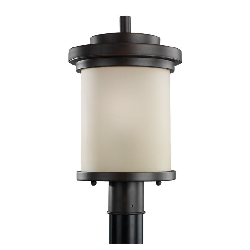 Sea Gull Lighting 82660 Winnetka 1 Light Outdoor Lantern Post Light