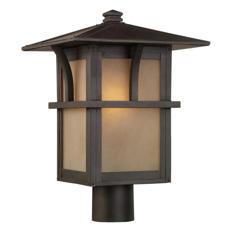 Sea Gull Lighting 82880 Medford Lakes 1 Light Outdoor Lantern Post