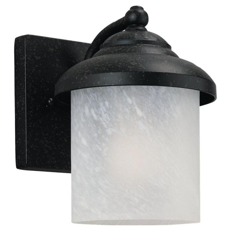 Sea Gull Lighting 84048 Yorktown 1 Light Outdoor Lantern Wall Sconce