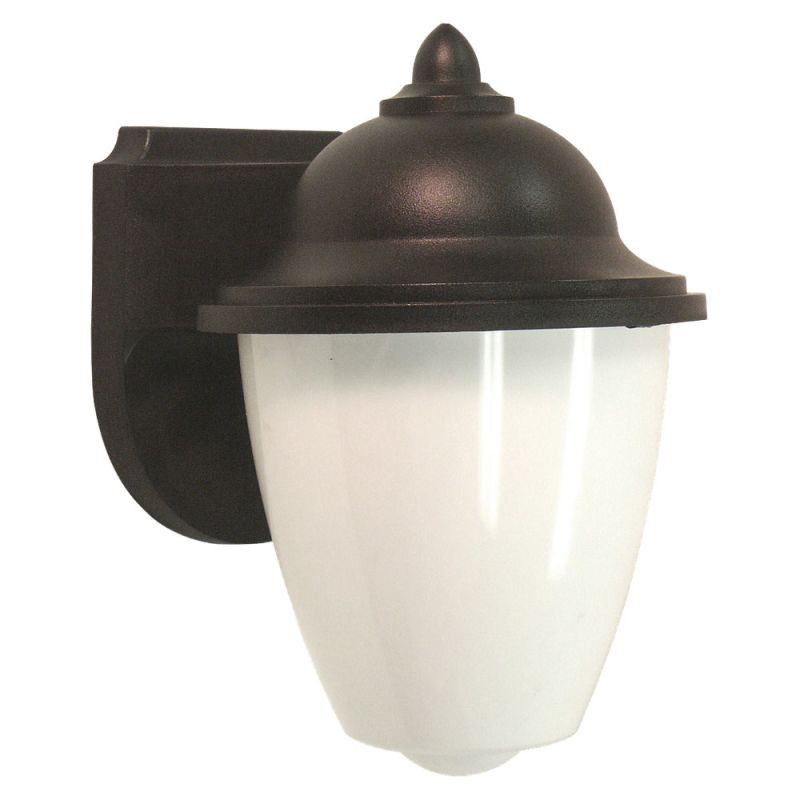 Sea Gull Lighting 88018 Lormont 1 Light Outdoor Lantern Wall Sconce