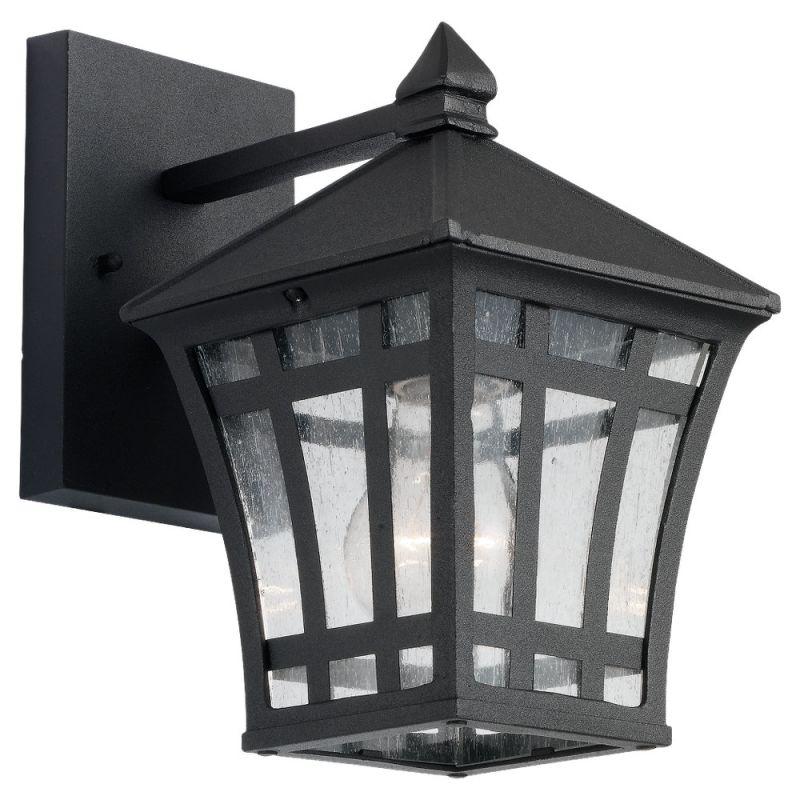Sea Gull Lighting 88131 Herrington 1 Light Outdoor Lantern Wall Sconce