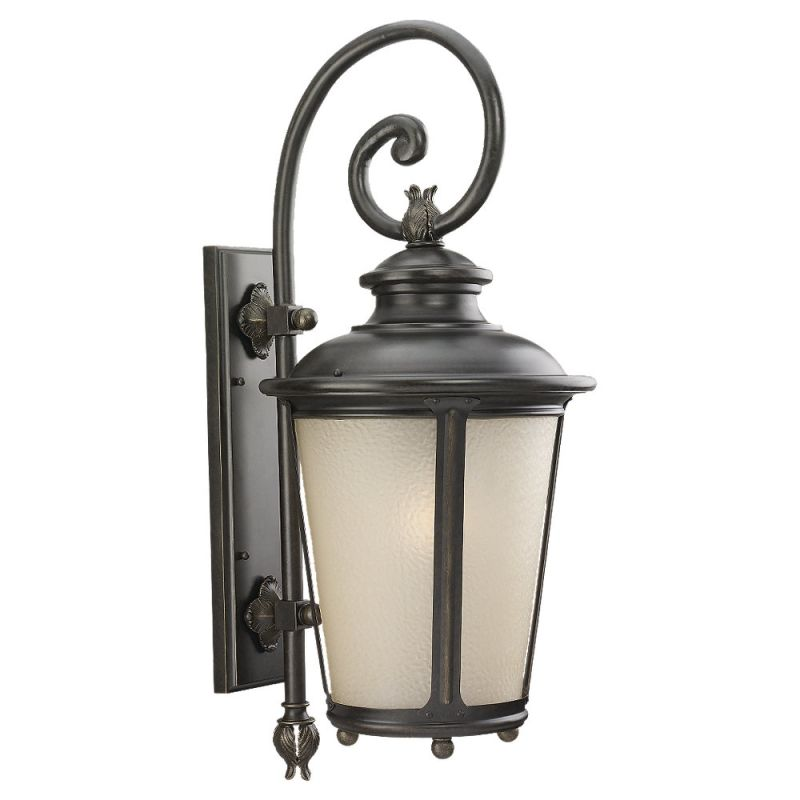 Sea Gull Lighting 88243 Cape May 1 Light Outdoor Lantern Wall Sconce
