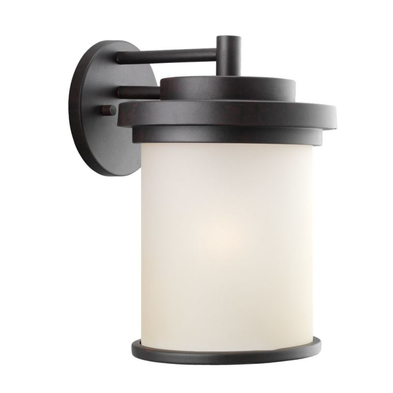 Sea Gull Lighting 88662 Winnetka 1 Light Outdoor Lantern Wall Sconce