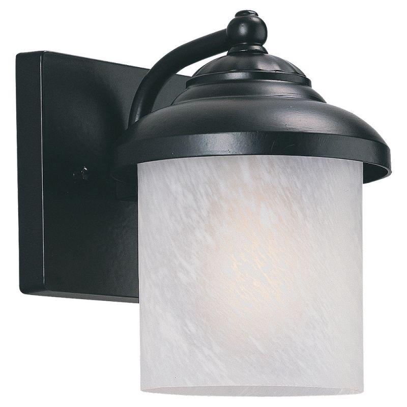Sea Gull Lighting 89048BLE Yorktown 1 Light Outdoor Lantern Wall
