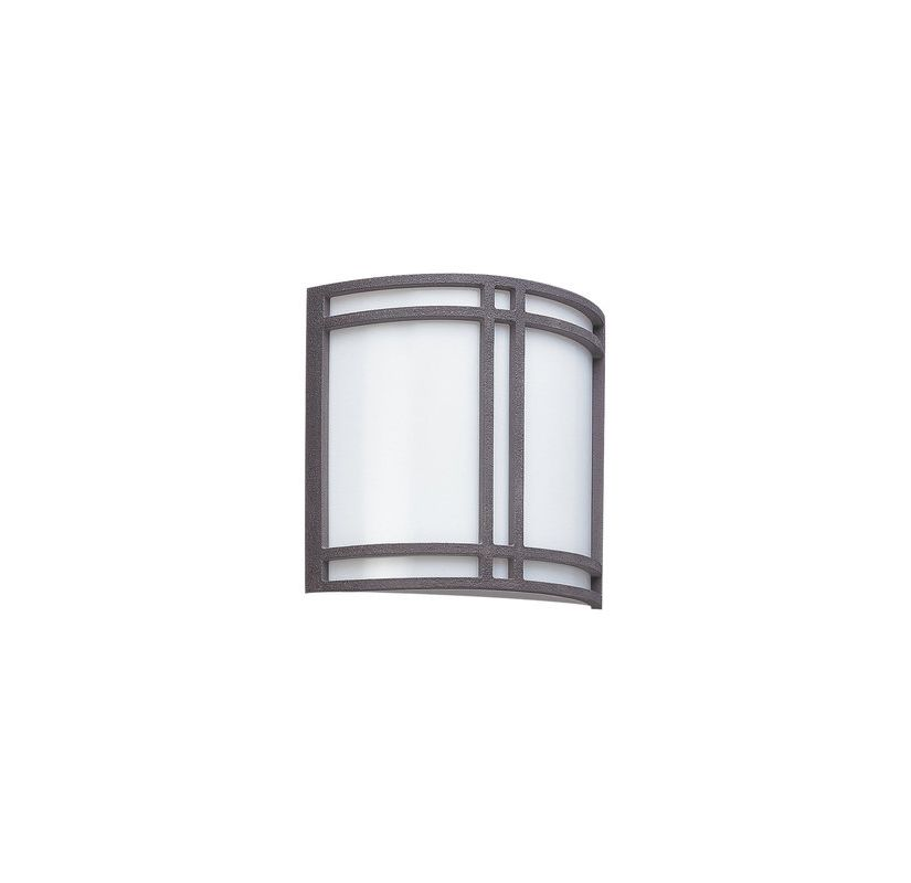 Sea Gull Lighting 89060BLE Piedmont 2 Light ADA Compliant Outdoor Wall