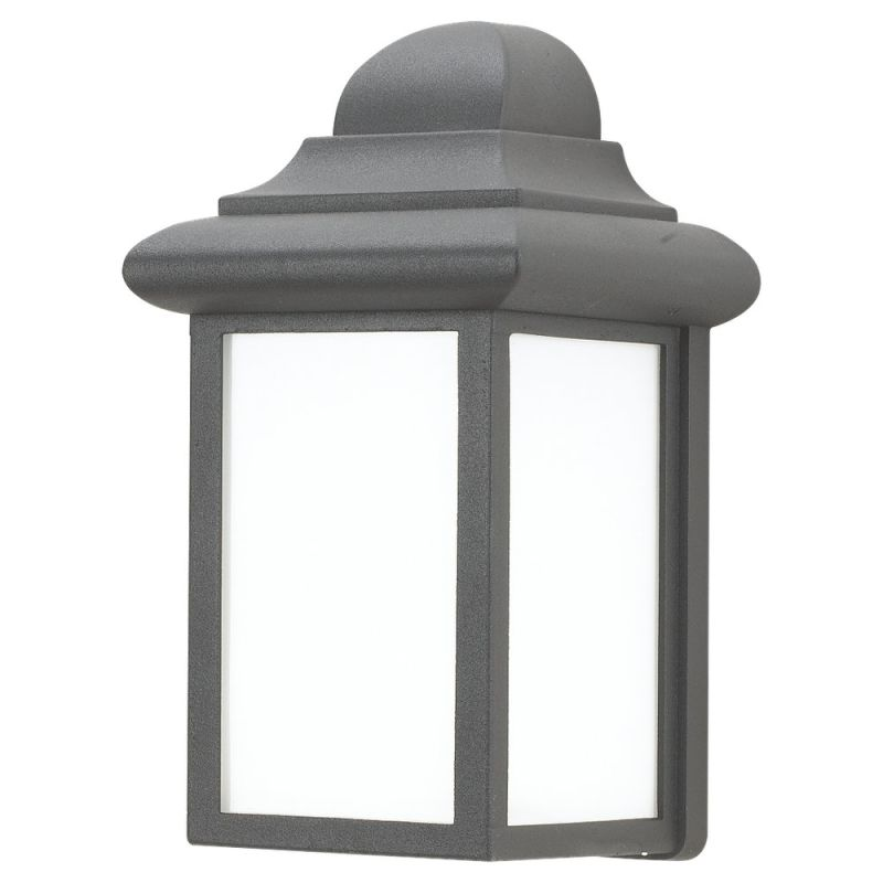Sea Gull Lighting 8988PBLE Single Light Fluorescent Lantern Style Wall Sale $66.90 ITEM: bci280405 ID#:8988PBLE-12 UPC: 785652898020 :
