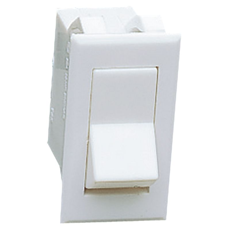 Sea Gull Lighting 9027 Rocker Style Switch White Indoor Lighting