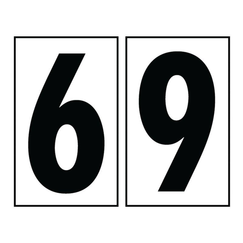 Sea Gull Lighting 90616 Address Light Number Tile White Plastic