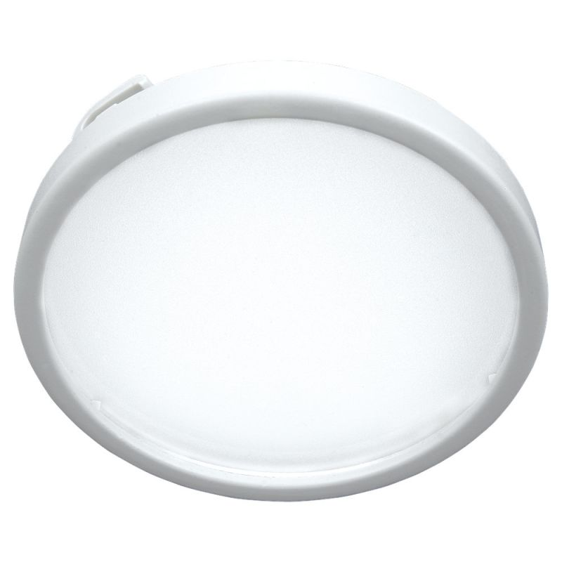 Sea Gull Lighting 9414 Ambiance LX Disk Light Lens White Indoor Sale $12.80 ITEM: bci1479138 ID#:9414-15 UPC: 785652999383 :