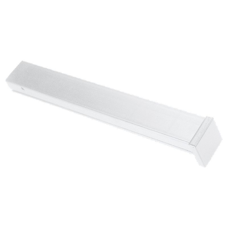 Sea Gull Lighting 9448 LX Linear Cable System Fascia End Cover White