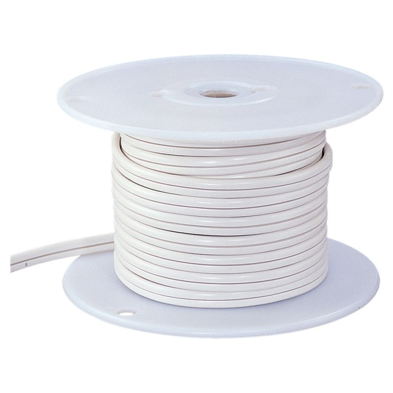 Sea Gull Lighting 9473 Ambiance 1000ft. Cable White Indoor Lighting