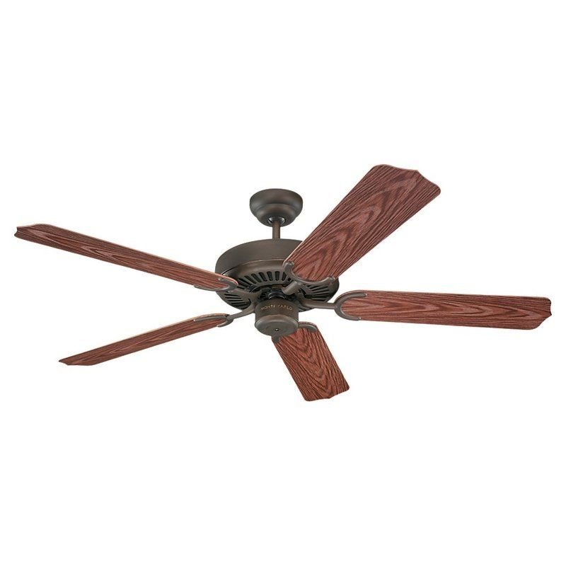 """Sea Gull Lighting 15046 Weatherford 52"""" 5 Blade Outdoor Ceiling Fans"""