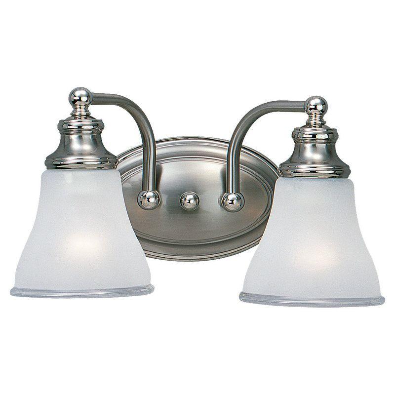 Sea Gull Lighting 40010 Alexandria 2 Light Bathroom Vanity Light Two Sale $68.68 ITEM: bci259020 ID#:40010-773 UPC: 785652400100 :