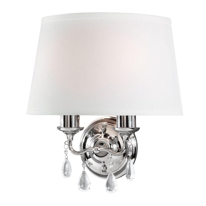 "Sea Gull Lighting 4110502 West Town 2 Light 14.75"" Wide Reversible"