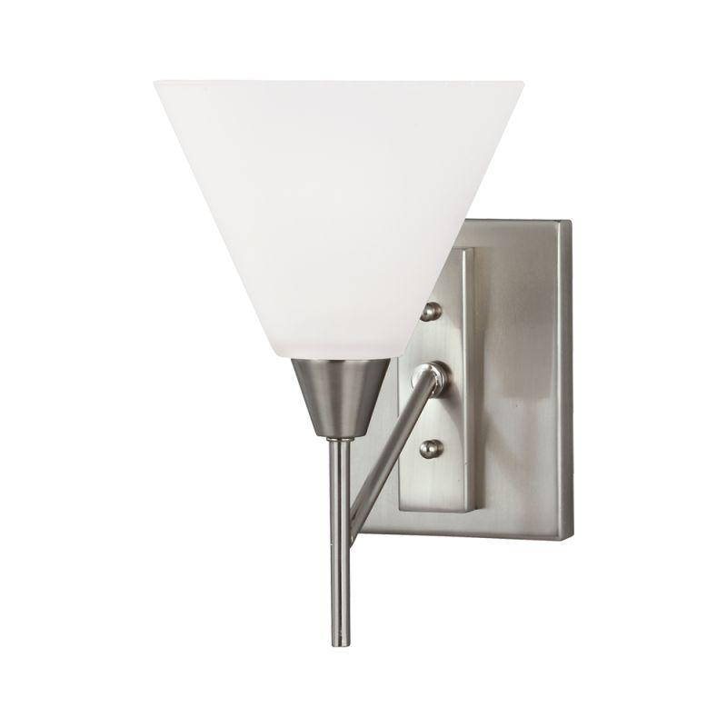 Sea Gull Lighting 4111201BLE Ashburne 1 Light Energy Star Reversible