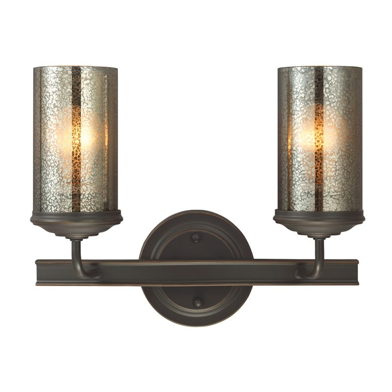 Sea Gull Lighting 4410402 Sfera 2 Light Bathroom Vanity Light with