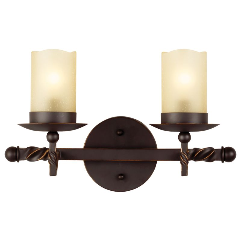 Sea Gull Lighting 4410602 Trempealeau 2 Light Bathroom Vanity Light