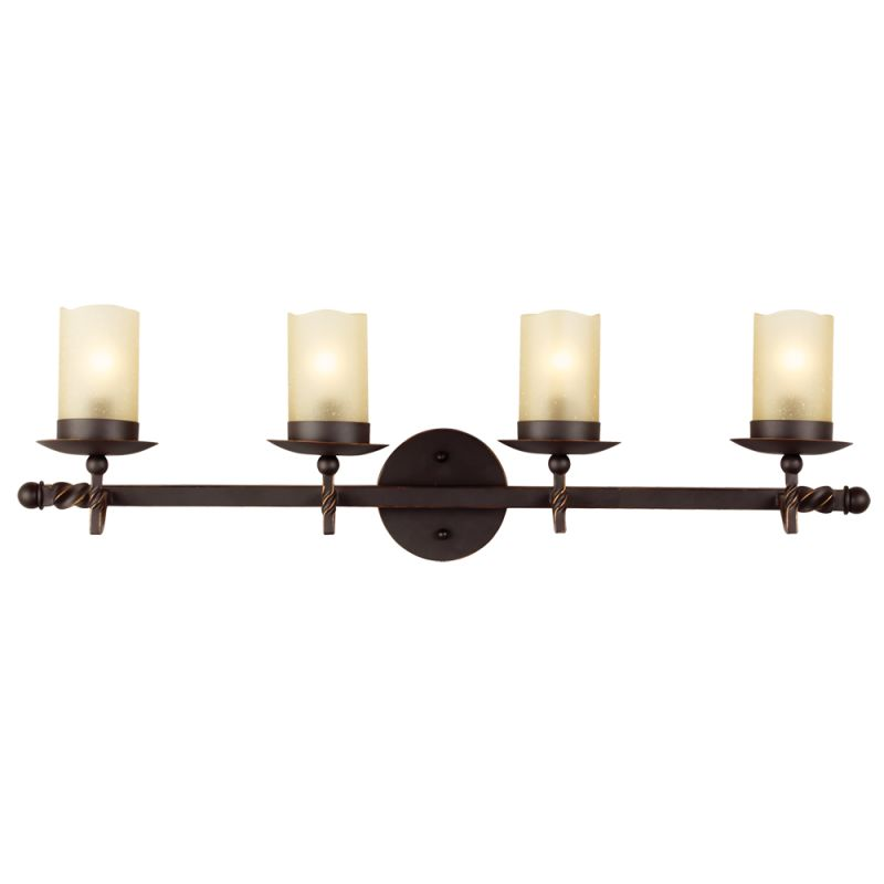 Sea Gull Lighting 4410604 Trempealeau 4 Light Bathroom Vanity Light