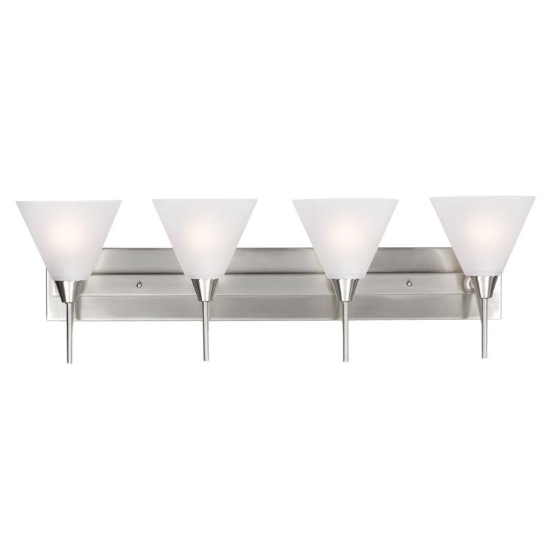 Sea Gull Lighting 4411204 Ashburne 4 Light Bathroom Vanity Light