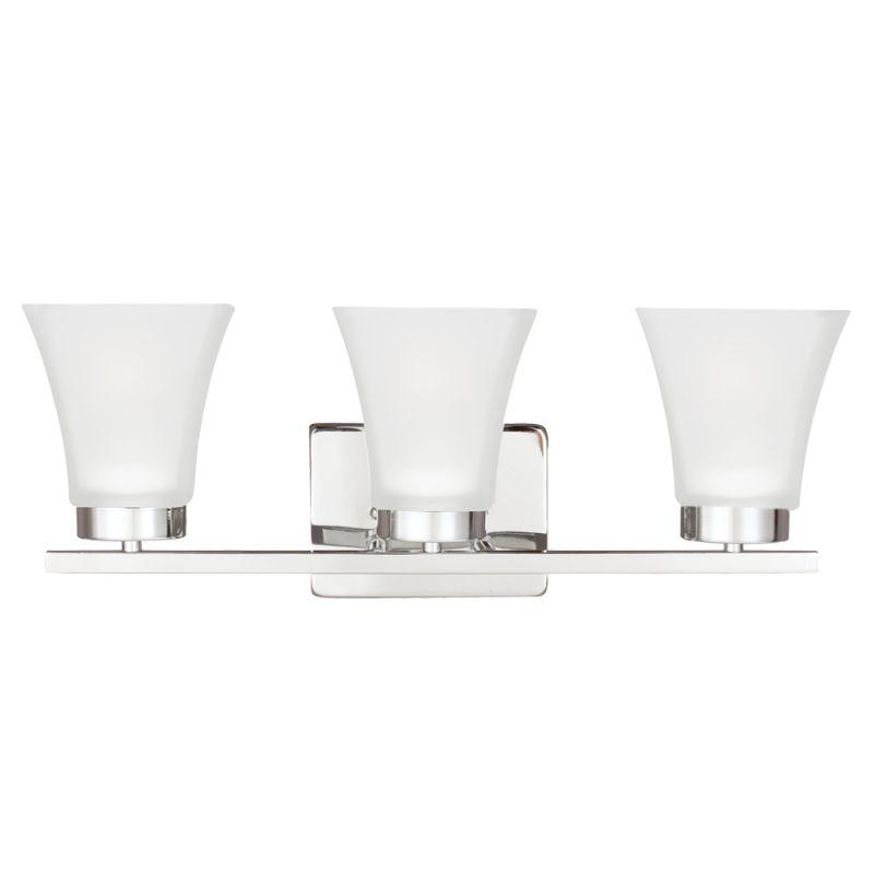 Sea Gull Lighting 4411603 Bayfield 3 Light Bathroom Vanity Light Sale $90.10 ITEM: bci2665976 ID#:4411603-05 UPC: 785652257865 :