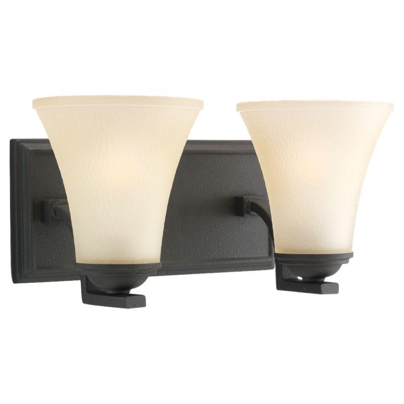 Sea Gull Lighting 44375BLE Somerton 2 Light Energy Star Title 24