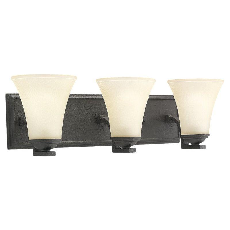 Sea Gull Lighting 44376 Somerton 3 Light Bathroom Vanity Light