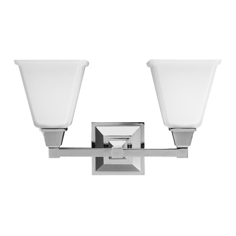 Sea Gull Lighting 4450402BLE Denhelm 2 Light Energy Star Bathroom
