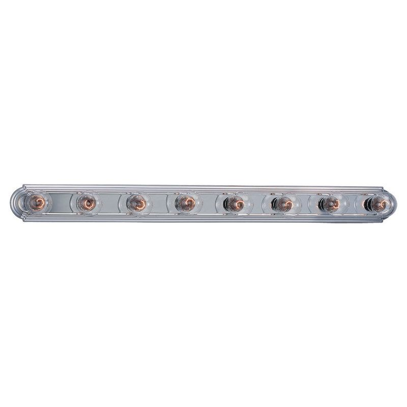 Sea Gull Lighting 4703 De-Lovely 8 Light ADA Bathroom Vanity Strip