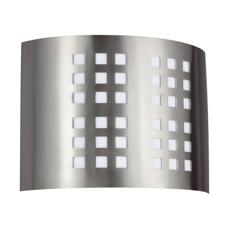 Sea Gull Lighting 49439L-962 Nickel Contemporary Bathroom Light
