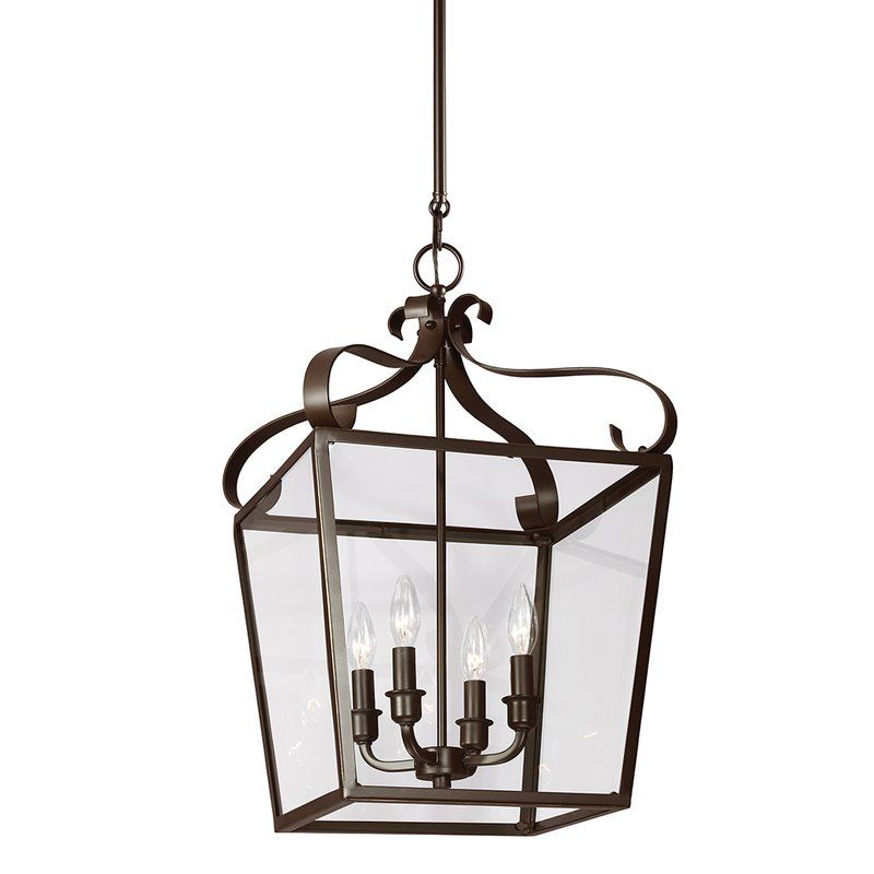 Sea Gull Lighting 5119404 Lockheart 4 Light Full Sized Pendant