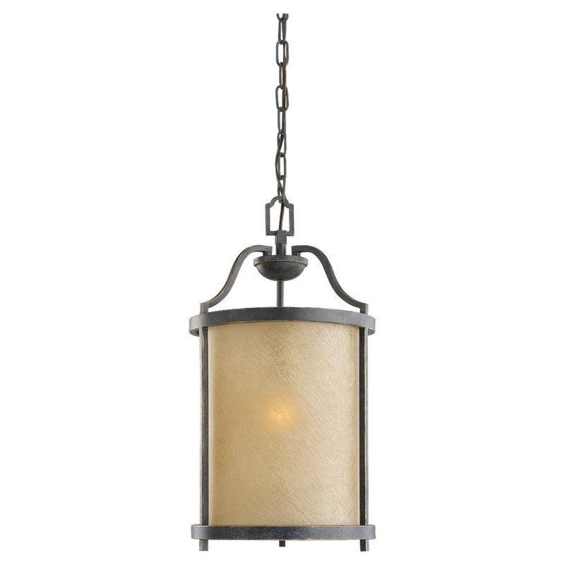 Sea Gull Lighting 51520 Roslyn 1 Light Full Sized Pendant Flemish