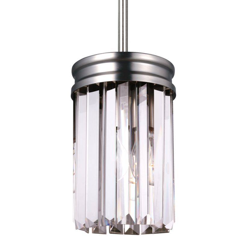 Sea Gull Lighting 6114001BLE Carondelet 1 Light Energy Star Mini