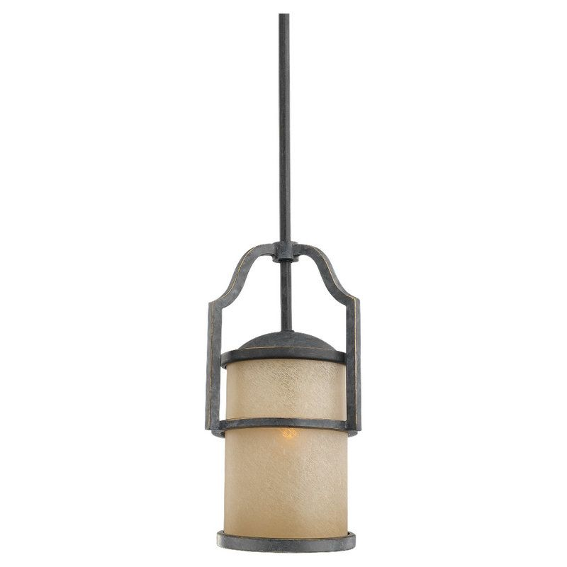 Sea Gull Lighting 61520BLE Roslyn 1 Light Energy Star Title 24 Mini